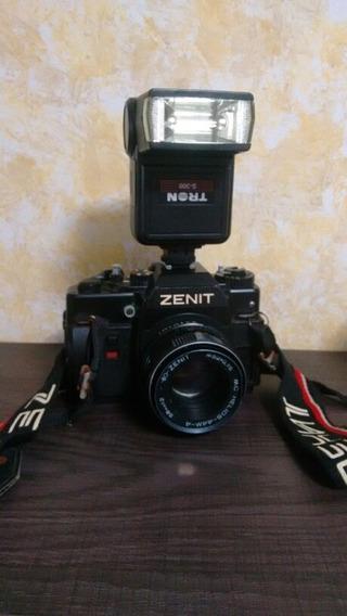 Câmera Fotográfica Analógica Zenit 122