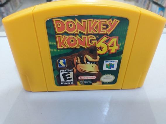 Donkey Kong 64 - N64 - Original - Nintendo 64