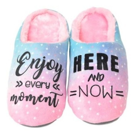 Pantufla Sweet Dreams Nana Multicolor
