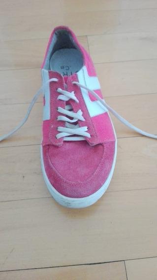 Zapatillas De Nobuk Mujer/hombre
