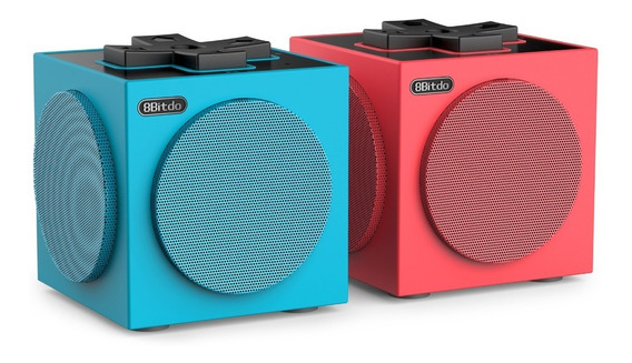 Twincube 8bitdo Wireless Bluetooth Speakers