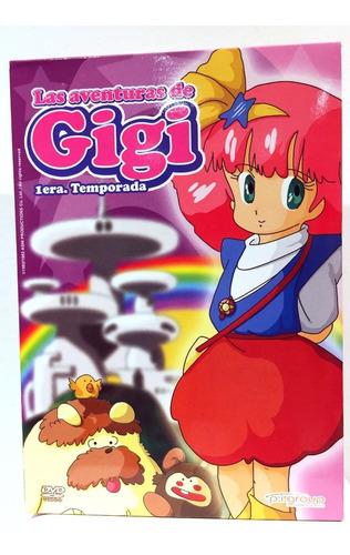 Las Aventuras De La Pequeña Gigi Minky Momo Dvd Nuevo
