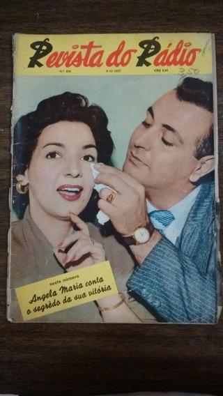 Revista Do Rádio - Emilinha Borba - N 426 - 1957