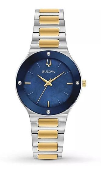 Relógio Bulova Feminino Millennia 98r273