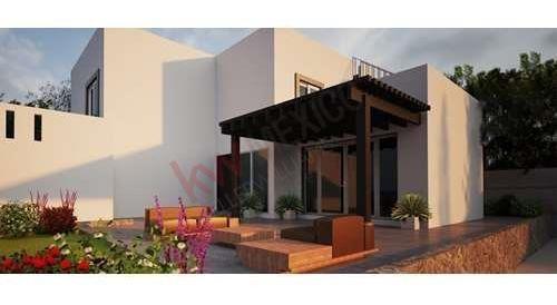 Casa En Venta Desarrollo Residencial Punta Piedra (modelo Géminis). La Mision En Ensenada, Baja California