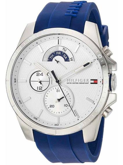 Reloj Tommy Hilfiger Para Caballero Nuevo Y Original