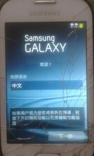 Telefono Samsung Fame S6812i