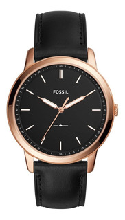 Fossil - Reloj Fs5376 The Minimalist Slim Three-hand Para Ho