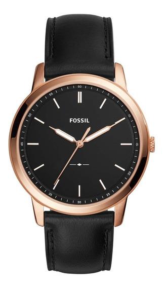 Fossil - Reloj Fs5376 The Minimalist Slim Three-hand Para Ho