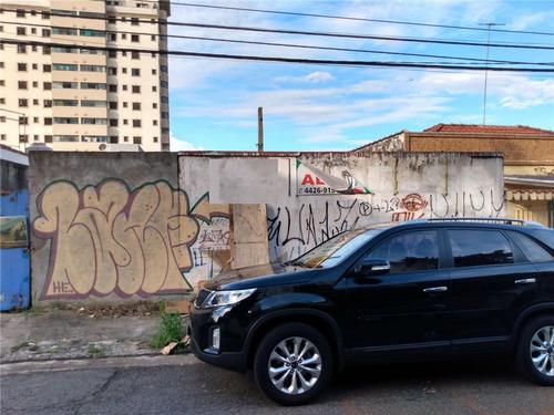 Imagem 1 de 4 de Terreno Para Aluguel, Gilda - Santo André/sp - 12922