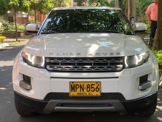 Land Rover Range Rover Evoque Full Equipo