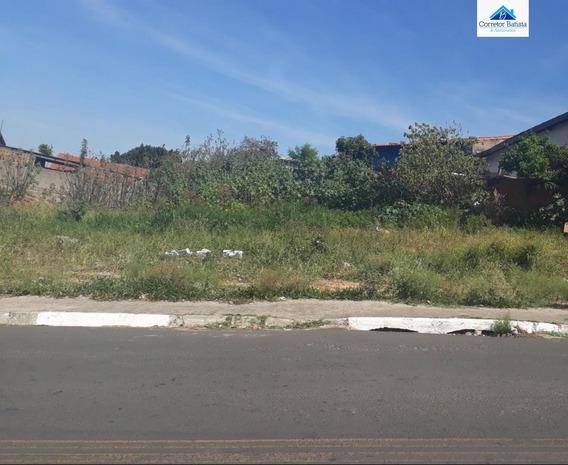 Terreno A Venda No Bairro Cidade Satélite Íris Em Campinas - 2365-1