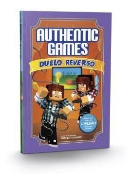 Authenticgames: Duelo Reverso Vol.1