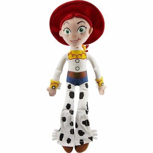Pelúcia Disney Jessie 30cm - Long Jump