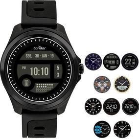 Relógio Condor Troca Mostrador Preto Cokw05caa/8p