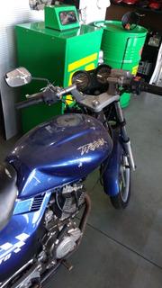 Motor Traxx 125 Modelo Joto Ano 2007
