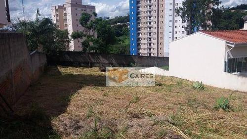 Terreno À Venda, 399 M² Por R$ 290.000,00 - Condomínio Residencial Village Di Fiori - Valinhos/sp - Te0740