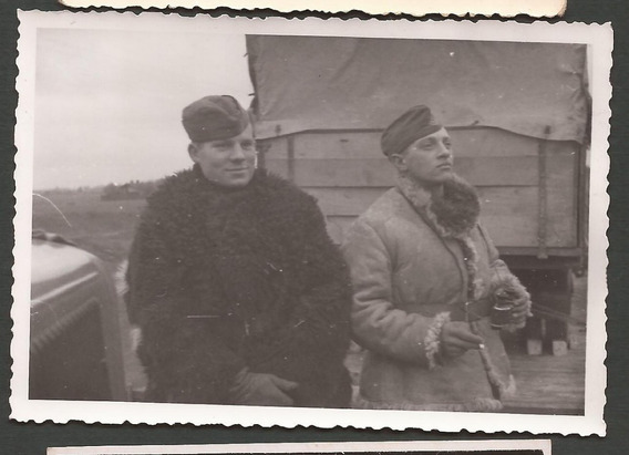 2º Guerra Alemania Foto De Soldados Alemanes - 559