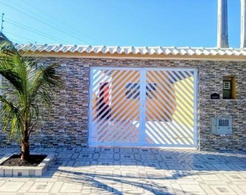 Casa Com Ótimo Acabamento No Regina - Itanhaém 5899 | Npc