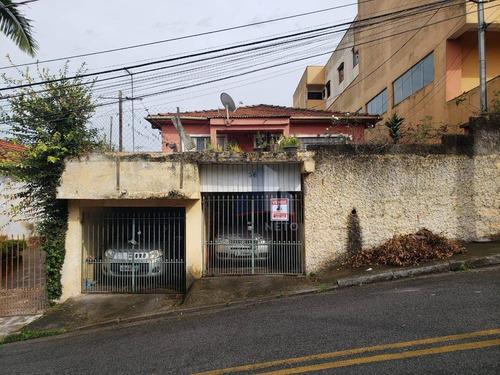 Terreno À Venda, 400 M² Por R$ 700.000,00 - Vila Bocaina - Mauá/sp - Te0084