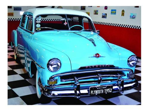 Plymouth  Crambock 1952