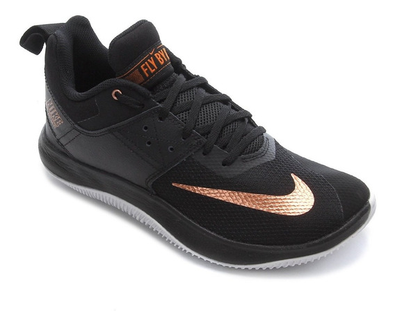 Tênis Nike Fly By Low 2 Preto Original + Nota Fiscal