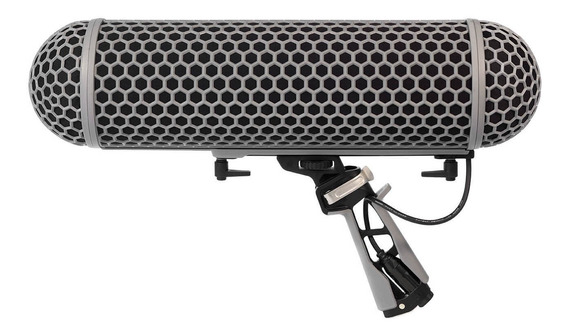 Protetor Para Microfone Rode Blimp Zapelin