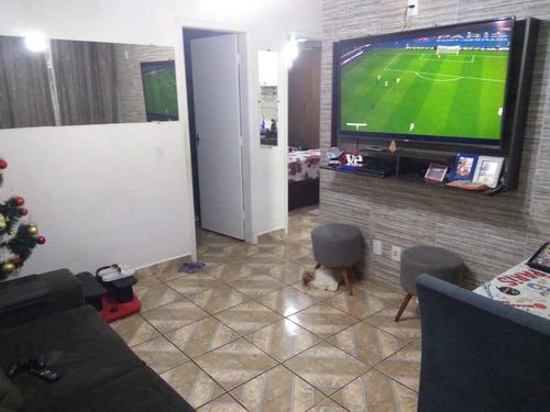Apartamento Com 2 Dorms, Morro Nova Cintra, Santos - R$ 170 Mil, Cod: 992 - A992
