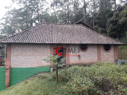 Imagem 1 de 29 de Chácara Residencial À Venda, Balneária, São Bernardo Do Campo. - Ch0024