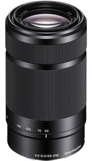 Lente Sony E- 55210 Mm F 4.5 -6.3 Oss