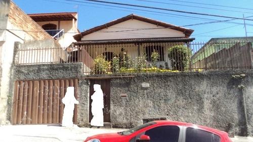 Casa Com 3 Quartos Para Comprar No Tupi Em Belo Horizonte/mg - 587