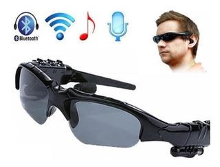 Gafas Para Sol Bluetooth, Soporte Llamadas Y Música
