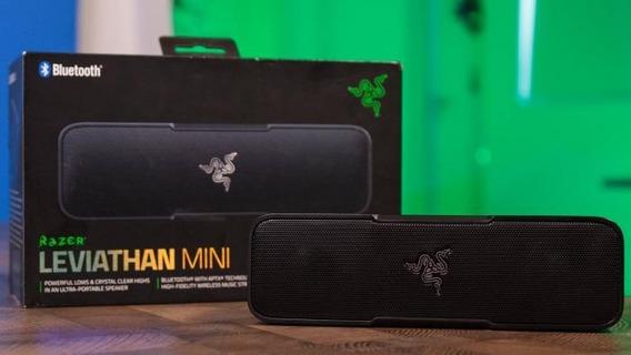 Caixa De Som Razer Leviathan Mini Bluetooth V4.0 Novo