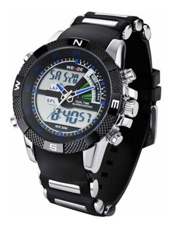 Reloj Deportivo Shark Chrono Alarma Luz Fecha Envio Gratis!!