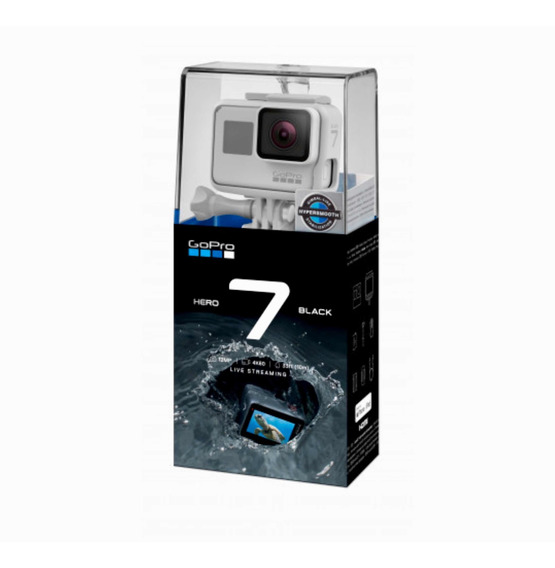 Câmera Digital Gopro Hero 7 White Ed. Limitada Original