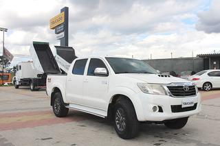 Hilux Cd4x4 Srv Automática 2013 Diesel