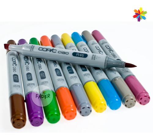 Copic Ciao Sueltos Todos Los Colores Marcadores Rotuladores