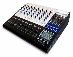 Mixer Korg Zero 8 Com 16 Canais Barato (semi Nova)
