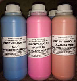 Desinfetante Super Concentrado 1 Litro Faz 50 O Melhor