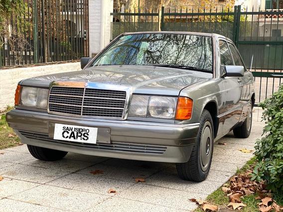 Mercedes-benz 190 2.0 E 1992