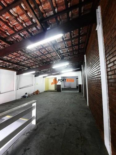 Imagem 1 de 8 de Salão 180 M² -  Avenida Guilherme Guilherme Giorgi - Sl0004