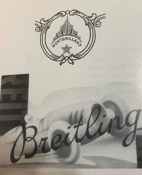 Cronógrafo Militar Breitling Montbrillant