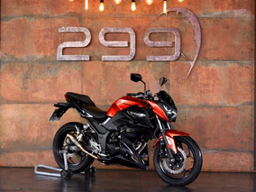 Kawasaki Z 300 2017/2018 Com Abs