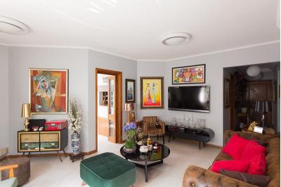 Apartamento Em Auxiliadora, Porto Alegre/rs De 118m² 3 Quartos À Venda Por R$ 590.000,00 - Ap181028