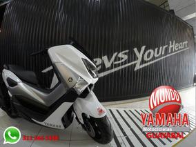Yamaha N-max S 155 Mundo Yamaha