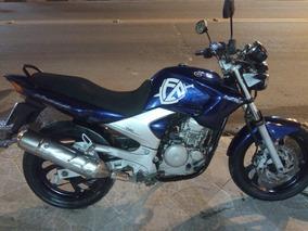 Yamaha Fazer 8n 2007-2008