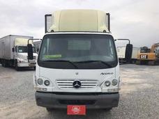 Mercedes-benz Accelo 915 (2011/2011) + Baú 6,2 Mts