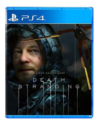 Death Stranding Ps4 Midia Fisica Pt-br Pronta Entrega + Nf