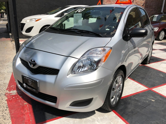 Toyota Yaris Hatchback 2010