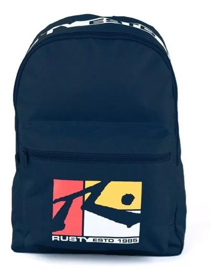 Mochila Rusty Slice Backpack Original.
